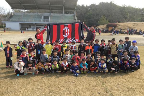 瀬戸市ジュニアサッカークリニックを開催しました!