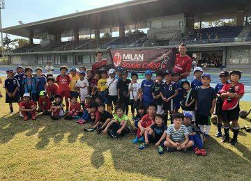 ジュニアサッカークリニック@豊橋まつりを開催しました!