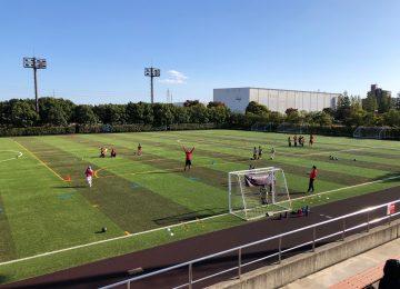 サッカー体験会を開催しました!